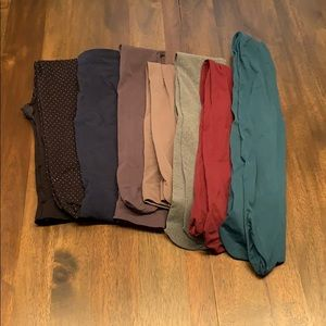 Pants - Various • Bundle Of Tights